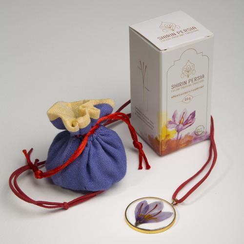 Confezione regalo <b>Bouquet </b>zafferano 0,5g